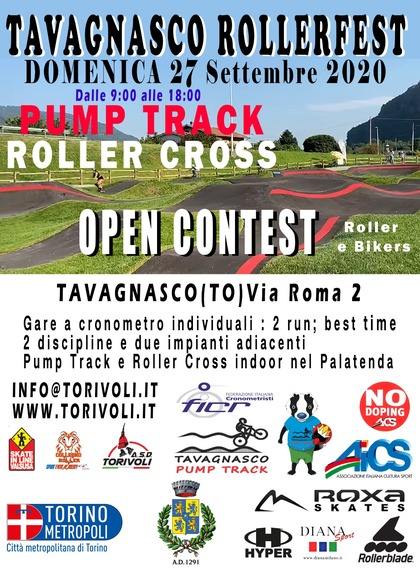 AICS - Tavagnasco Rollerfest