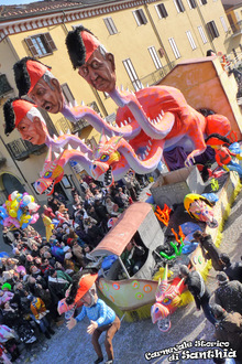 SANTHIA' e il Carnevale storico