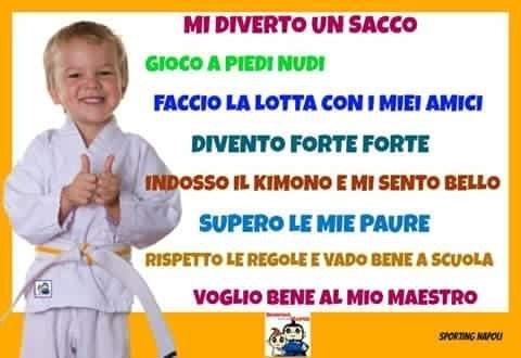 Dimostrazione Karate Oratorio Cristo Re - Monza