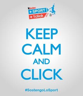 Regala un click, aiuta lo sport giovanile
