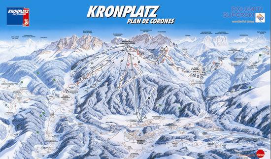 Plan de Corones dal 4 al 7 dic. 2015 (Brunico BZ)