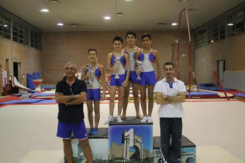 Campionato Interregionale di Categoria GAM zona NORD EST