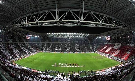 Juventus vs Milan Warm-up