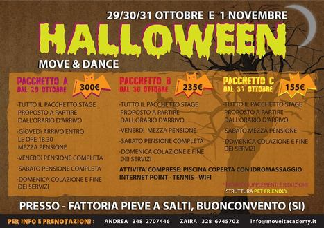 halloween move e dance
