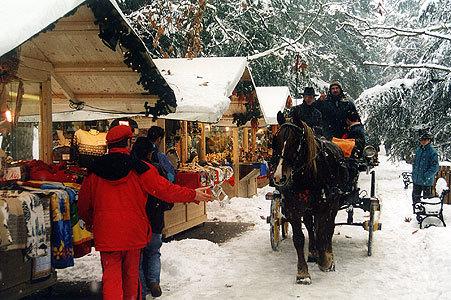 Uscita ai mercatini di Natale