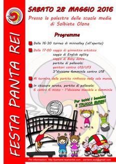 FESTA DI FINE ANNO '15-'16
