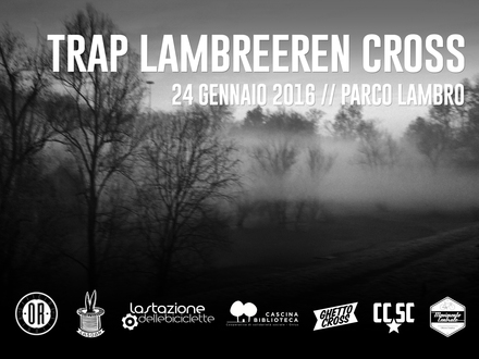 Trap Lambeeren Cross