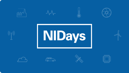 NIDays 2016 #tuttoconnesso