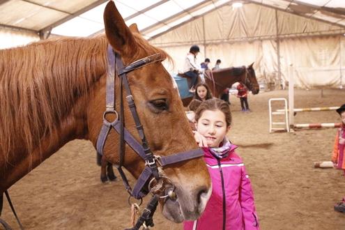 Campus di Pasqua coi cavalli per bambini 5-11 anni
