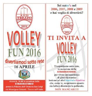 Volley Fun 2016