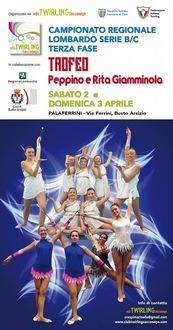 3^ PROVA CAMPIONATO REGIONALE SERIE Be C