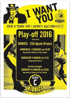 Play Off 2016 - Prima Fase