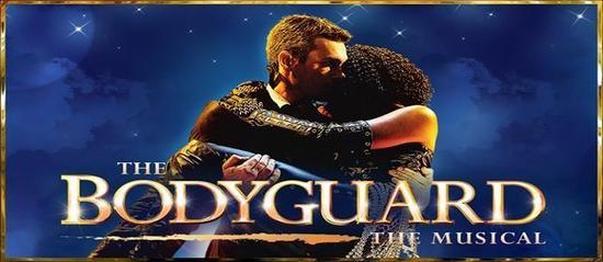 """""""GUARDIA DEL CORPO-The Bodyguard, il musical"""""""