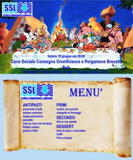 Cena Sociale SSL