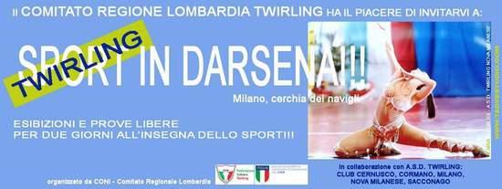 Sport in Darsena