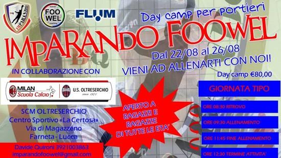 Day Camp ImParando Foowel