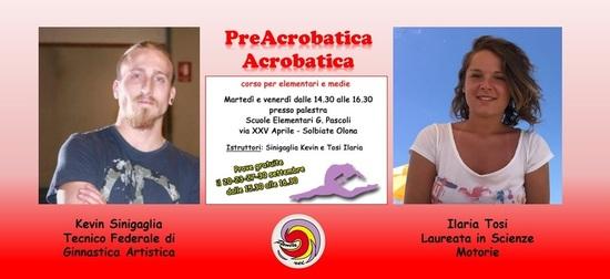 Prove PreAcrobatica/Acrobatica
