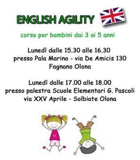 English Agility