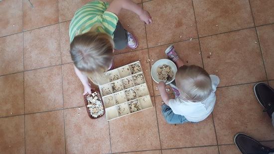 Festa dei nonni -  Pomeriggio dedicato ai piccolissimi (0-36 mesi) con le Tagesmutter di Cascina Biblioteca