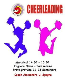 Prove Cheerleading