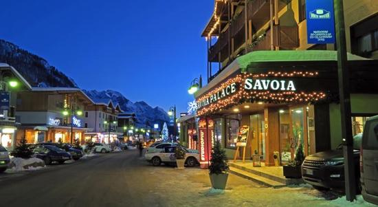 MADONNA Hotel Savoia Palace 4stelle dal 8 al 12 marzo 2017