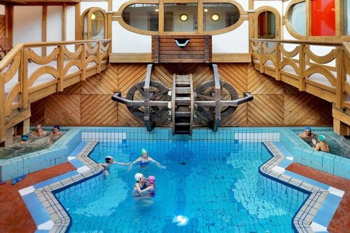 MADONNA Hotel Des Alpes 4stelle dal 9 al 12 Marzo 2017