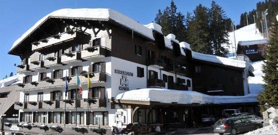 MADONNA Hotel Miramonti dal 5 al 12 Marzo 2017 SETTIMANA BIANCA