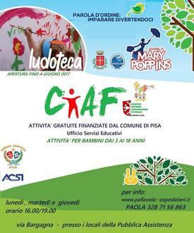 CIAF Est San Biagio