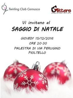 SAGGIO DI NATALE 2016