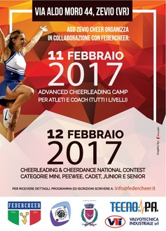 NATIONAL CONTEST Cheerleading & Cheerdance