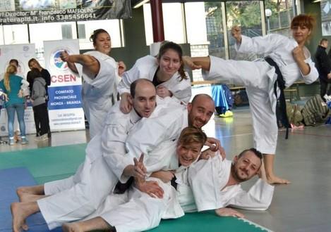 Stage Karate ShitoRyu e Shotokan