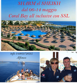 Vacanza a Sharm el Sheikh