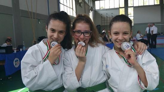 Trofeo Karate Donna e Altomilanese