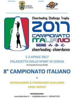 8° CAMPIONATO ITALIANO ASSOLUTO - 2° Giornata