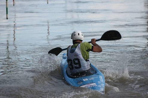 Campionati regionali canoa slalom