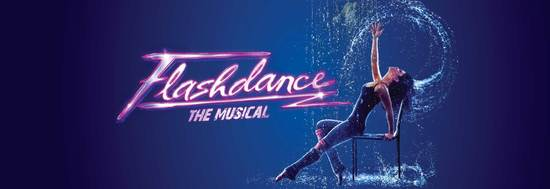 FLASH DANCE IL MUSICAL 2017