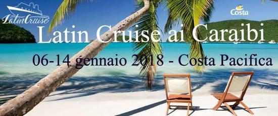 Latin Cruise Caraibi con…