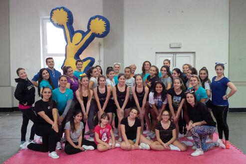 Summer EXPERIENCE Cheerleading Camp