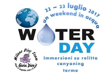 Un weekend d'acqua