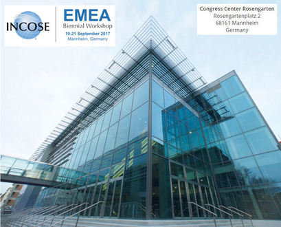 INCOSE EMEA Biennial Workshop