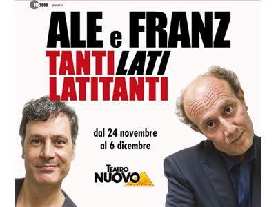 ALE & FRANZ - TANTI LATI LATITANTI