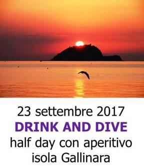 Drink & Dive