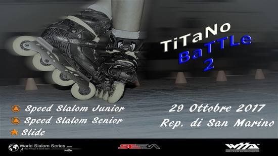 WSSA - TiTaNo BaTTLe