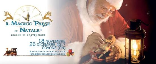 Gita a Govone - Il Magico Paese di Natale