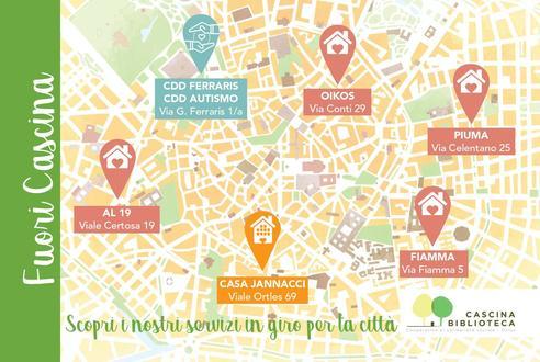 FUORI CASCINA - Casa Fiamma: il centro della città