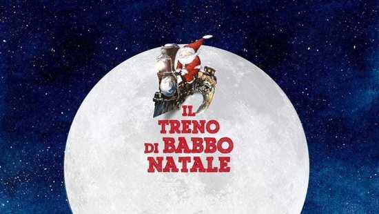 Arriva il Treno di Babbo Natale
