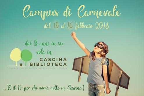 CAMPUS di CARNEVALE!