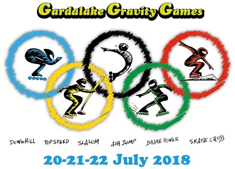 Gardalake Gravity Games