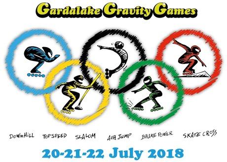 Gardalake Gravity Games