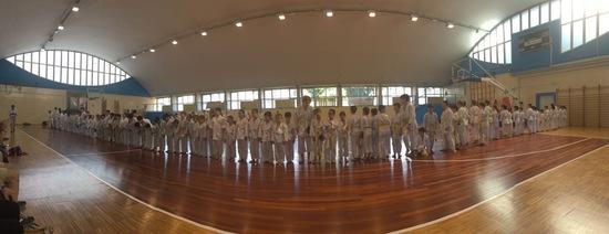 Stage ed Esami Karate 2017